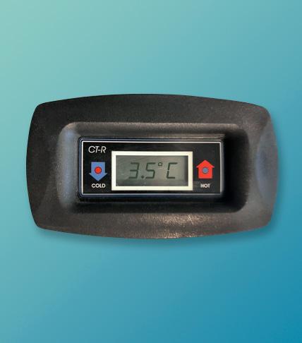 Control Para Refrigeración Y Congelación Torrey › CTR-V
